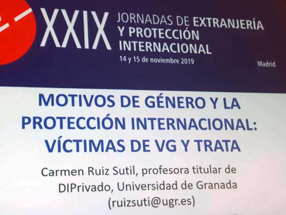 [Hero]  XXIX Jornadas de Extranjería y Protección Internacional