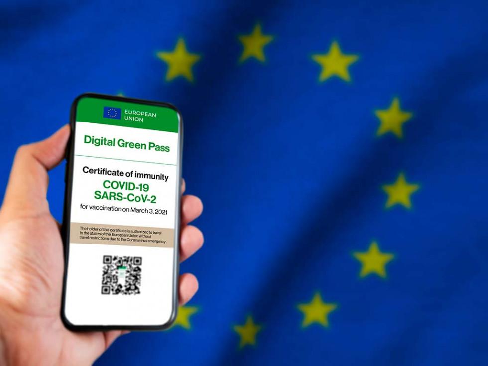 [Hero] What is the EU Digital COVID Certificate?