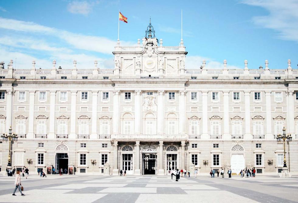 [Hero] Familia real española